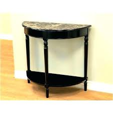 circle accent table semi circle console table half circle console table topic to half circle console circle accent table half