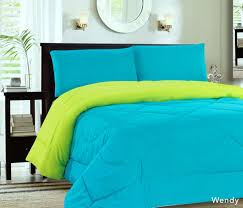 modern bedroom with round mirror wall decor and turquoise green comforter set bedroom turquoise