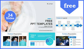 Powerpoint Template Research Free Scientific Research Theme Powerpoint Template Designhooks