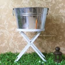 Ice Bucket Table Party Tub Beer Bulk Ice Bucket Tin Outdoor Ice Bucket Table Buy