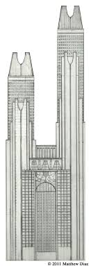 architectural drawings of skyscrapers. Wonderful Skyscrapers My Tastes In Architecture Have Thankfully Grown And Expanded Since Making  These Drawings Still Itu0027s Fun To Look Back Upon What I Thought At The Time Was  Inside Architectural Drawings Of Skyscrapers U