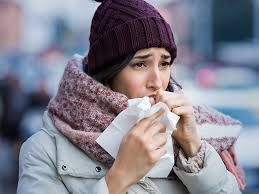 the cold and flu season is here