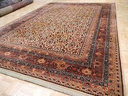 8 3x11 7 vintage karastan williamsburg carter s grove 556 100 wool rug