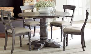 rustic gray dining table. Gray Dining Table Set Awesome Round Brilliant Modern Rustic Brushed Finish Sales Y