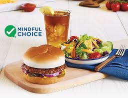 Culver S Nutrition Information Chart Mindful Choices Low Cal Healthy Fast Food Options Culvers