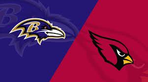 Arizona Cardinals At Baltimore Ravens Matchup Preview 9 15