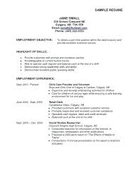 customer service objective resume example job objective examples for resumes job objectives for resumes