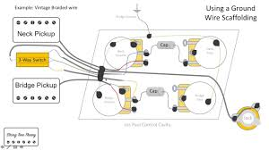 three way switch wiring diagram wiring library les paul vintage 50s wiring tutorial string tone theory in 50s diagram
