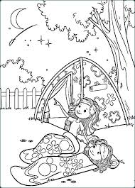 Girl Scout Law Coloring Pages Daisy Girl Scout Petal Coloring Sheet