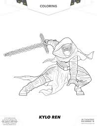 Browse through two pages full of printable spring coloring sheets over at raising our kids. Kylo Ren Star Wars Coloring Pages Printable Coloring And Drawing