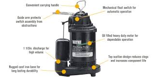 wayne sump pump wiring diagram wiring diagrams wayne cast iron submersible sump pump 3900 gph 1 2 hp 2in oil burner diagram