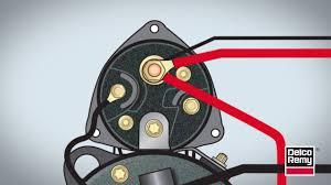 delco starter wiring wiring diagrams bib