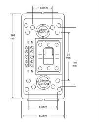ip isolator switch a wiring diagram ip image 4 pole isolator switch wiring diagram wiring diagram and hernes on ip65 isolator switch 32a wiring