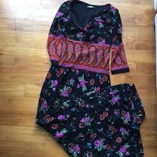 Sinequanone Floral Dress M