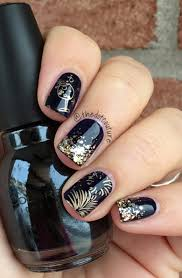 New Years Nail Polish Designs New Years Eve And Beyond Party Nail Art Cute Girls
