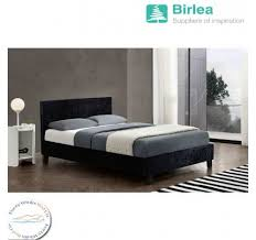 modern bedroom furniture for sale. Fine For Birlea Berlin Fabric Bed Available In Grey Steel And Black Crushed Velvet And Modern Bedroom Furniture For Sale T