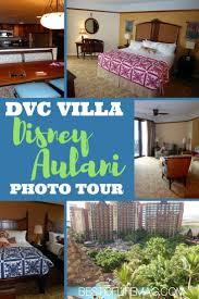 Disney Aulani DVC 2 Bedroom Villa Photo Tour   Best Of Life Magazine