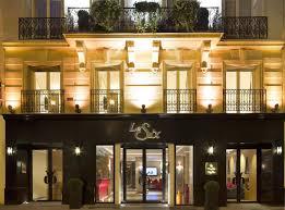 Hotel Edgar Quinet Hotel Le Six Paris France Bookingcom