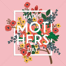 Mother S Day Graphic Design Floral Happy Mothers Day Wishes Vector Image 1983016