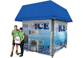 Kooler Ice Vending Machine Price Impressive Ice Machines From Toronto To Across Aust Hunter Business Review