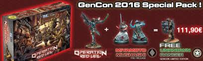 infinity operation red veil. infinity gencon pack operation red veil