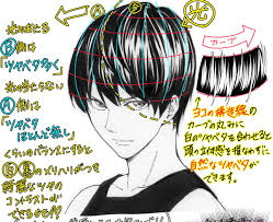 吉村拓也fanboxイラスト講座 On Twitter 髪の毛の描き方
