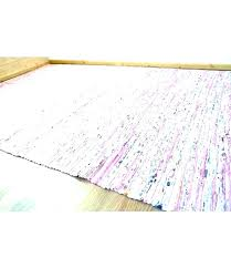 white rag rug unique pink and recycled cotton area rugs ikea black
