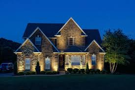residential lighting outdoor toronto landscape