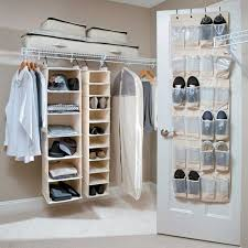 sturdy hanging closet organizer. Unique Closet Heavy Duty Canvas 24Pocket OverTheDoor Shoe Organizer On Sturdy Hanging Closet I