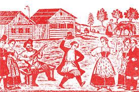 Народные скрепы что есть фольклор и как сегодня изобретаются  Народные скрепы что есть фольклор и как сегодня изобретаются традиции