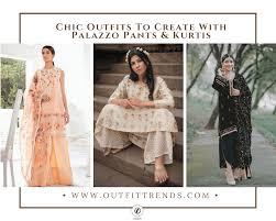 Pakistani Designer Palazzo Pants Kurtis With Palazzo Pants 27 Ways To Wear Palazzo Kurtis