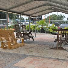 outdoor patio wood furniture
