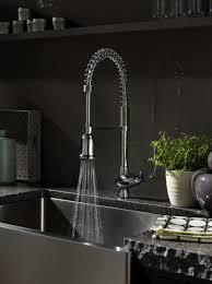 Delta Kitchen Faucets Warranty Kitchen Black Kitchen Faucet With Sprayer With Delta Spray And