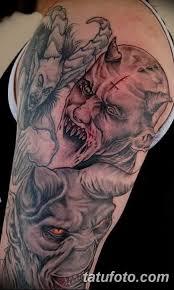 фото тату дьявол от 25082017 101 Tattoo 13 Devil Tattoo