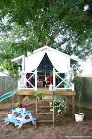 free treehouse plans free plans a handmade hideaway freestanding building plans free freestanding treehouse plans
