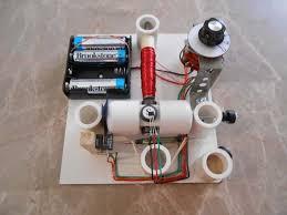 Kit 9 Simple Electric Motors