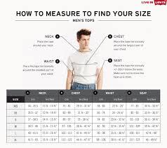 Levis 511 Size Chart 79 Paradigmatic Levis Comparison Chart