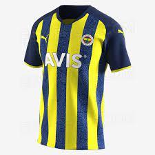 Fenerbahçe'nin yıldızsız forması sosyal medyaya sızdı