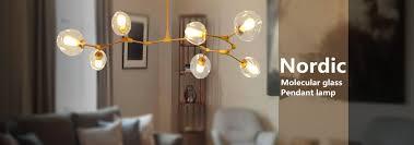 nordic simple orb clear glass pendant lighting. Nordic Simple Orb Clear Glass Pendant Lighting. Modern Elements Lamp Living Room Bedroom Lighting N