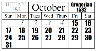 Conversion Between Julian And Gregorian Calendars Wikipedia
