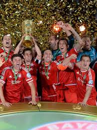 German cup) is a german knockout football cup competition held annually by the deutscher. Der Dfb Pokal Sieg 2013 Fc Bayern Munich