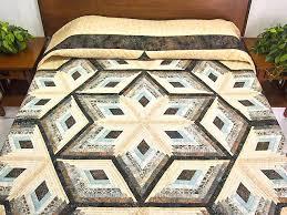 King Size Quilt Patterns Custom Log Cabin Style Quilt Patterns Log Cabin Style Quilts Log Cabin