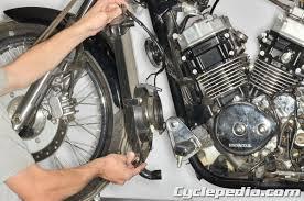 honda shadow service manual vtdc spirit cyclepedia honda vt750 shadow spirit cooling system