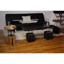 table recycled materials. Impressive Tables Made From Recycled Materials And Laminate Wood Floors Also Comfort Leather Sofa White Fur Rug At Rustic Living Room Interior Table Y