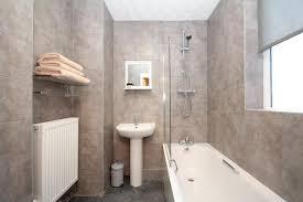 Fully Tiled Bathroom Bath Wall Decor