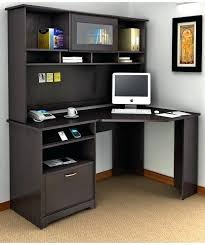 corner office desk hutch. Corner Office Desk Brilliant Hutch Ideas Beautiful Furniture Plans With Using Wooden Writing C