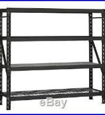 metal storage shelves. husky metal storage shelves