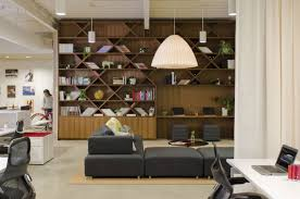 open office ceiling decoration idea. Fancy Offices Of FINE Design Group In Portland With Dome Chandelier Ideas Open Office Ceiling Decoration Idea