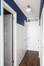 How to Make a Fake Transom Above a Door | In My Own Style