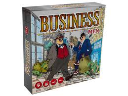 <b>Настольная игра Strateg Business</b> Men 30556 - Чижик